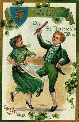 Shamrock for Luck - St. Patrick's Day