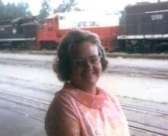 Beulah Mae (Webster) Childers