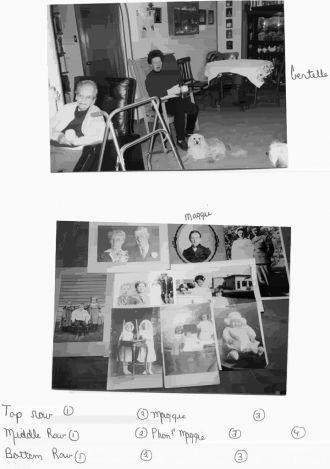 Elmer & Roann Denevan, SD 1955