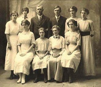 Ellington Family
