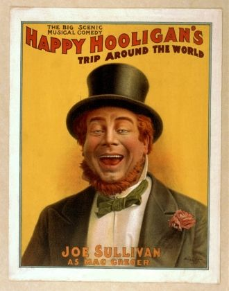 Happy Hooligan's trip around the world