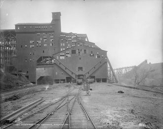 Woodward coal breakers, Kingston, Pa.
