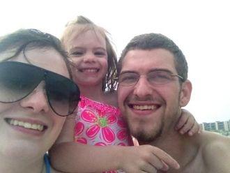 Charlie Bailey family