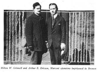 A photo of Milton Wilder Grinnell