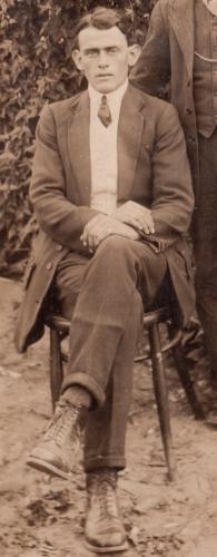 Patrick Vickers Corbett
