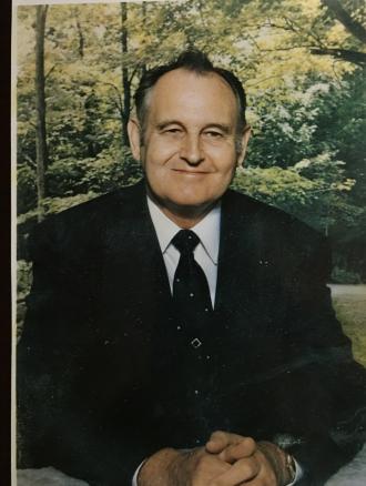 My dad, Leland (Bud) Miller