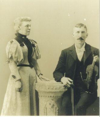Joel F. & Elizabeth (Balkenhol) Lewis, Montana