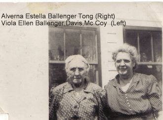 Ballinger, Tong, Davis, Mc Coy