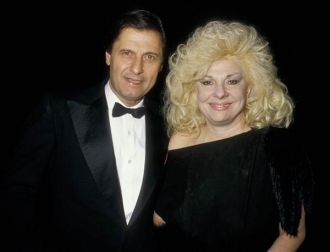 Joseph Bologna and Renee Taylor.