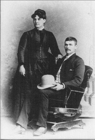 Luella Snyder & Wm. Herrick Snyder Jr.