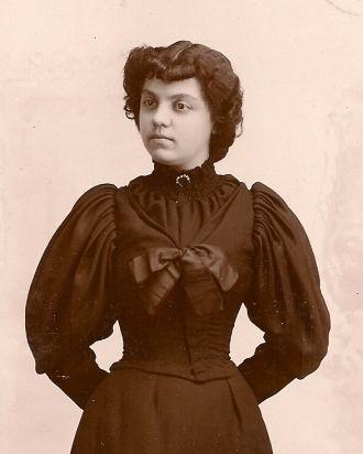 A photo of Della Wolf