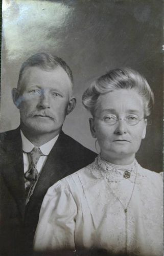 George and Jennie (Howard) Town
