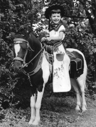 Mary Louise Yarnall , COWGIRL