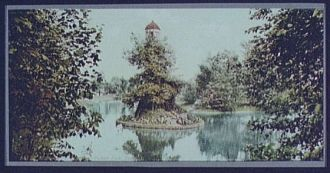Michigan, the lighthouse, Palmer Park, Detroit