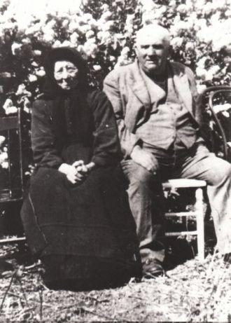 Isaac & Susana (Bergen) Bueckert