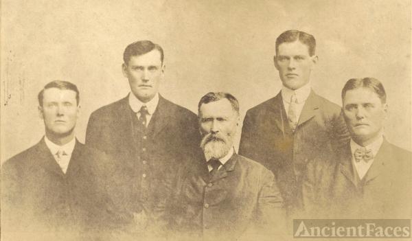 Henry Gragg's sons