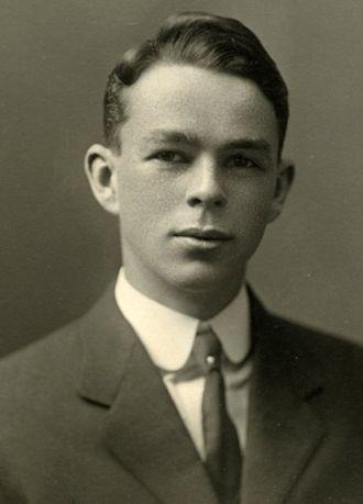A photo of Warren Eastman Robinson