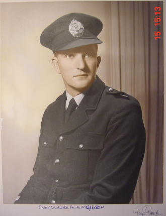 Senior Constable Herbert Thomas Gibson