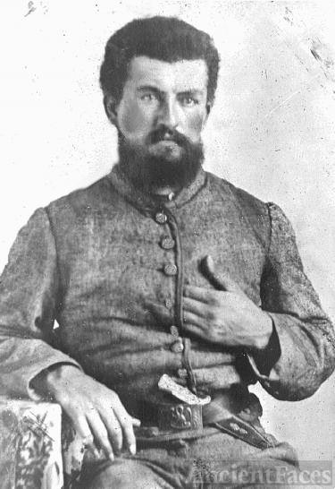 Daniel H. Willis, Jr. Civil War Photo