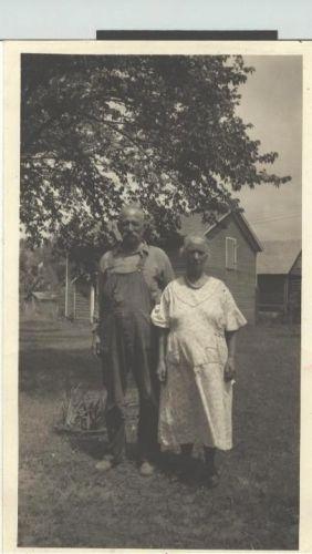 William Robert Tuffs & Mary Jane Bromley