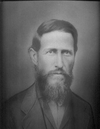 Great Grandfather William Porter Bateman, Styx, TX