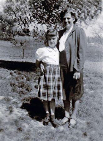 Linda SImpson & Imogene Norton