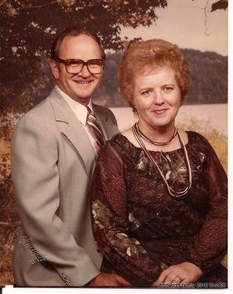 Robert and Charlene Mills, Oklahoma