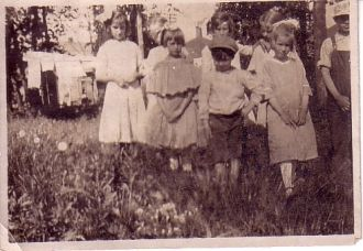 Mable Blake Anderson, 1914