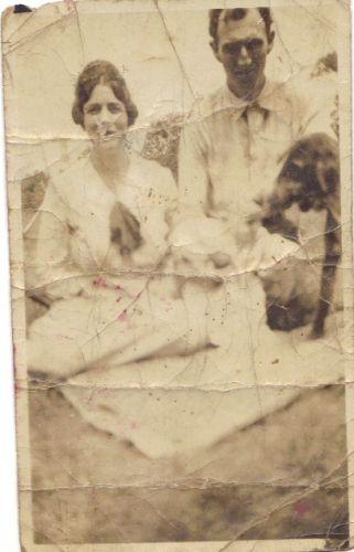 Beulah O'Bryant Hughes and Paul Hughes