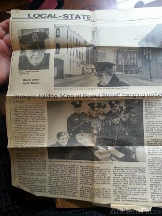 Arthur Bernard Article