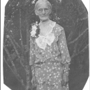 1935 Photo of my Great Grandmother Nettie Cunningham Woodcock, b.1855,  d. 1941