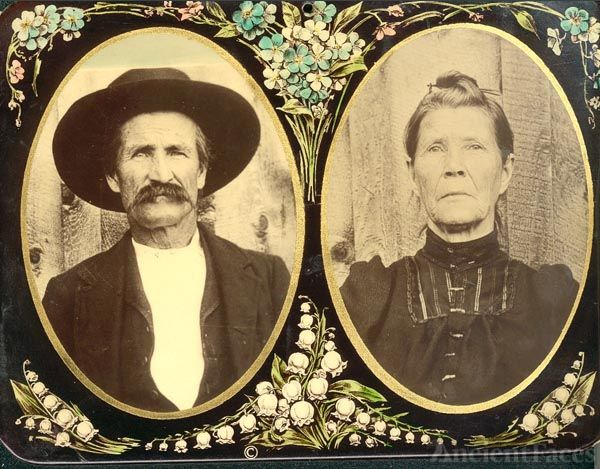 Francis M. & Mary Ann Blevins