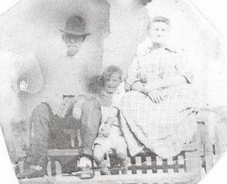 Joseph Henry Aaron and Dora McKinley