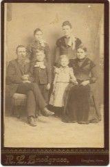 William S. Mitchell family photo