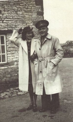 George Fredrick Griffiths and Helen Wilson