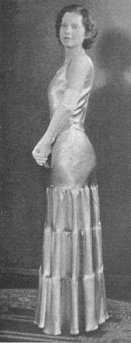 Anne Kowalski, Indiana, 1933