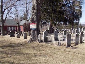 Brick Church Cemetery, New York