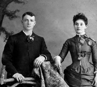 Walter & Martha Louthan