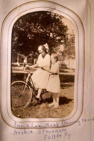 Annie Lee Meek & Archie Stevenson
