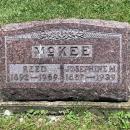Reed McKee, Josephine Rizor