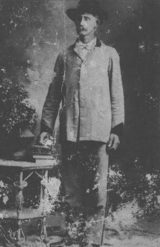 A photo of David Brantley  Haney