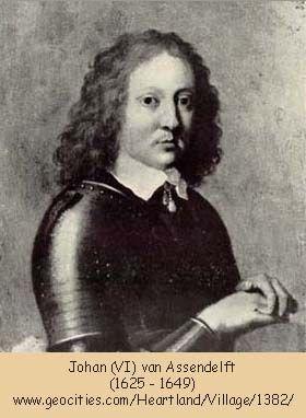 Johan VI van Assendelft