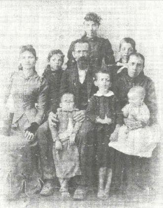 Levi Henry & Isabelle Cobb Dillon Family