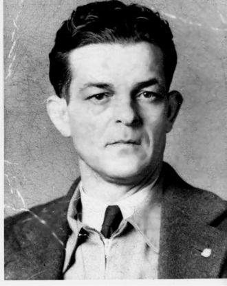 Paul L. Lathrop Sr. Army Photo
