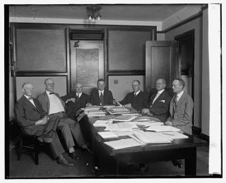Committee on transfer of Bureau of Mines to Dept. of...