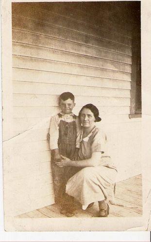 Wilbur & Edith Fry