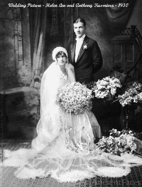 Wedding 1930