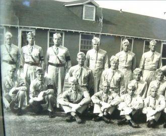 Maxwell Field, AL. 1945