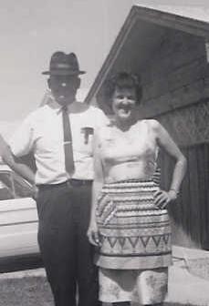 Wilburn and Violet Lay
