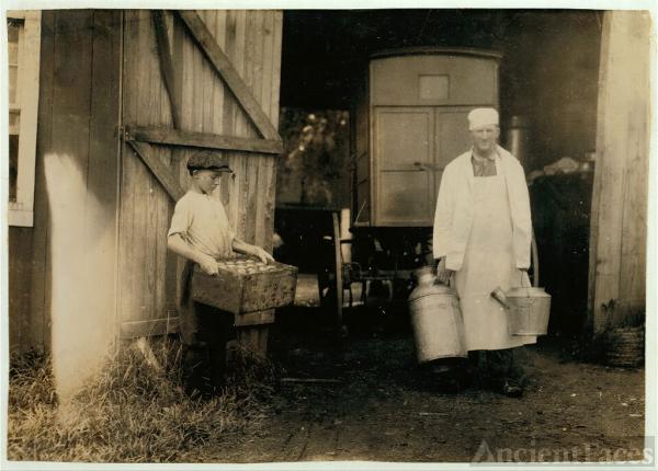Edgar Kitchen, Child Labor 1916 Kentucky